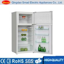 Refrigerador da porta dobro do congelador da parte superior do aparelho electrodoméstico