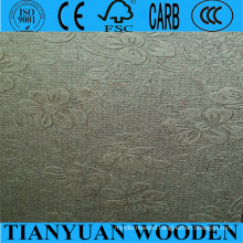 China Hardboard with Painting Design