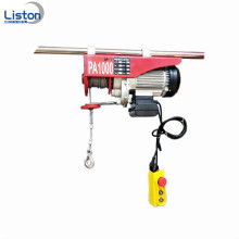Lyftutrustning 500kg Micro Electric Rope Hoist
