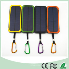 Portable Solar Power Bank 12000mAh für Handy iPad Kamera (SC-3688-A)