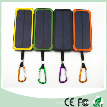 Banco portátil 12000mAh das energias solares para a câmera do iPad do telemóvel (SC-3688-A)