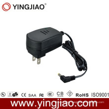 6W GS/UL Approved Wall-Mount Power Adapter