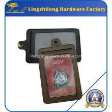 Custom PVC Hang Tag Leather Luggage Tag
