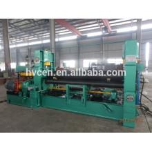 Machines hydrauliques de cintrage de panneaux de plaques w11s-20 * 2000 / machine automatique de cintrage / plaque de pliage hydraulique