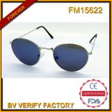 FM15622 Hot Sale Brand Fashion High Fashion Vogue Round Sunglasses for Female