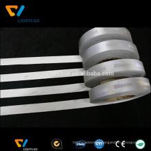 EN471 high visible silver grey roll 5cm jacket reflective strip