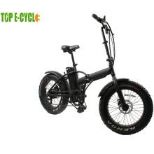 Motocicleta elétrica motor de 250w dobrar bicicleta de bolso de bicicleta