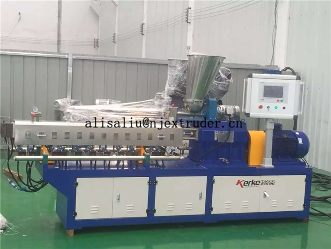 KTE-36 Twin screw extruder4