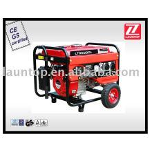 650W, 2.5 / 2/3/5 / 6KW générateur d'essence 1-3% de réduction