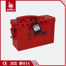 Osha-K01 Safety Red Steel Lockout Kit/Box