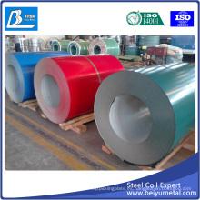 Hoja PPGI / Bobina de acero galvanizado Prepainted