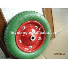 Neumático de goma de rueda de carro no tóxico, insípido 3.00-8