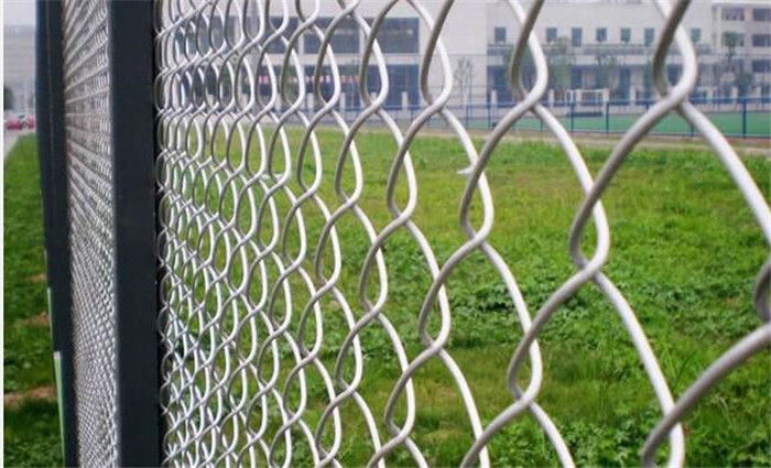 Galvanized Steel Wire Mesh Fencing with Post