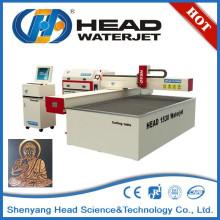 Cold-cut bordas sistema de potência hidráulica máquina de corte pressão da água