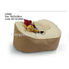 Hot Selling for infant Bean bags; baby comfort seat Easy-carrying bean bag baby sofa chair export to Macedonia Suppliers