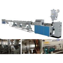 Plastic Extruder Machine HDPE Gas Water Pipe Extruder Machine