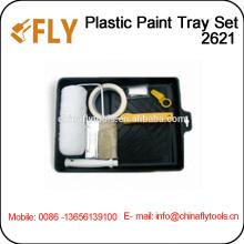 Full Set Paint Tray Kit painting roller brush