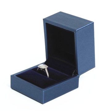 Blue Wedding Ring Gift Box Groothandel