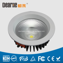 Downlights Item Type and Aluminum Lamp Body Material COB LED Downlight