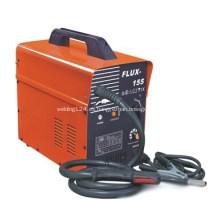 Máquina de soldadura monofásica de corriente alterna Flux Mig