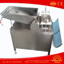 Descascamento automático da pele do ovo da máquina do descascador do ovo de codorniz