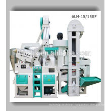 satake small automatic rice milling machine