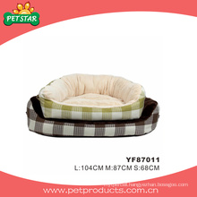 Handmade Dog Bed, Heating Pet Bed (YF87011)