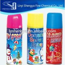 msds snow foam spray for Christmas decoration