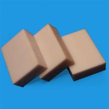 प्राकृतिक बेज रंग PA6 PA66 नायलॉन शीट्स