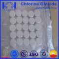 Hochwirksame Abwasserbehandlung Chemisch genanntes Chlordioxid aus China Lieferanten