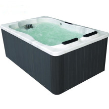 Outdoor Luxury Mini Massage Spa HotTub WithControlPanel