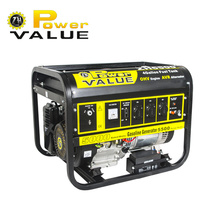 5kw Petrol Generator with Low Fuel Consumption