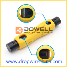 CATV Cable Coaxial Stripper Wire Stripping Tool