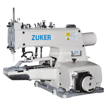 Zuker Juki Driect Drive botão anexar a máquina de costura Industrial (ZK373D)