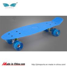 Colorful Plastic En Standard Penny Skateboard