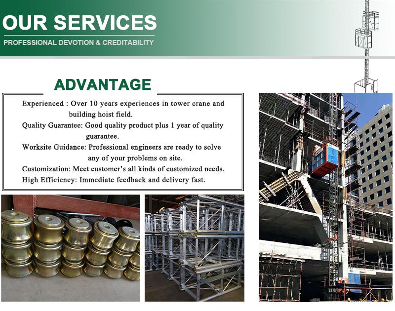 Bq Construction Hoists