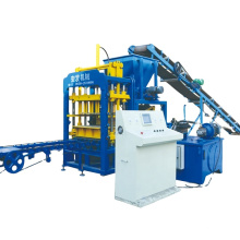 New Model QT4-15S fully automatic hydraulic concrete block machine in Philippines