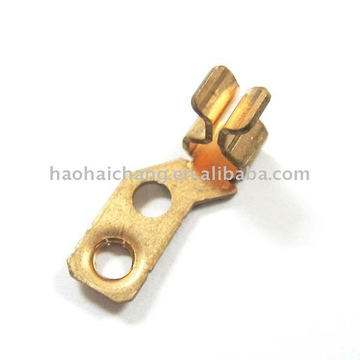 used for Snap action thermostat copper Wire Terminal Clip