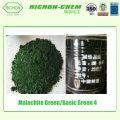 Mejor precio en India para producción industrial Basic Green 4 malachite green powder