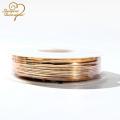 Regalo de uso industrial y material de metal corbata decorativa