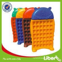Kids Plastic Animal Shelf LE-SK013