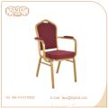 QTBQ-007 chaise de banquet empilable avec bras