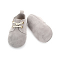 Suede Leather Baby Boys Oxford Shoes Wholesales