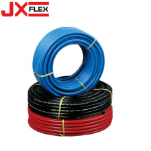 Tuyau flexible renforcé d'air de PVC flexible à haute pression
