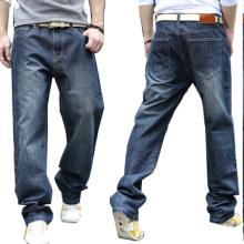 Jogger Denim Cotton Jeans en gros pour hommes