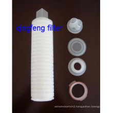"30"" Pes Filter Media Water Testing Filter Cartridge"