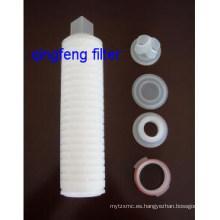 """Cartucho de filtro de prueba de agua de medios de filtro de 30 """"Pes"""