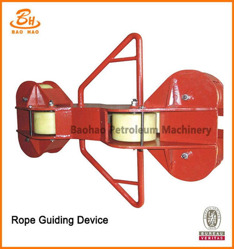 Rope Guiding Device