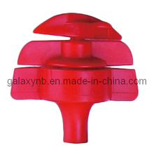 Red New Plastic Butterfly Sprinkler for Irrigation