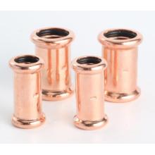 Prensado de cobre para agua y gas
